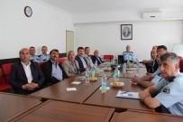 KARAYOLLARI - Amasya Polisi Seyahat Sektörünü Bilgilendirdi
