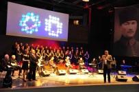 TÜRK HALK MÜZİĞİ - Aşık Mahsuni Balçova'da Şarkılarıyla Anıldı