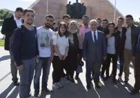 MUSTAFA CECELİ - Atatürk Üniversitesi Bahar Şenlikleri'nde Ceceli Rüzgârı