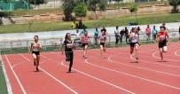 CELAL SÖNMEZ - Atletizm Gençler Türkiye Şampiyonası Sona Erdi