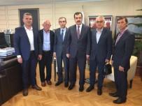 Aydın'da Sulama Birliklerinin Sorunu Ankara'ya Taşındı
