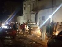 ÖZGÜR SURİYE ORDUSU - Azez'de bombalı saldırı