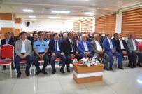 AMONYUM NİTRAT - Bafra'da Muhtarlarla Güvenlik Toplantısı