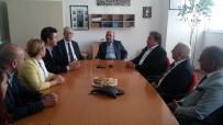Bakan Müezzinoğlu'ndan Fabrika Ziyareti