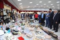 HÜSEYIN CAN - Başkan Baran, Halk Eğitim Yılsonu Sergisine Katıldı