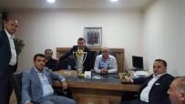 KULÜP BAŞKANI - Başkan Kılıç'tan Şampiyona Özel İlgi