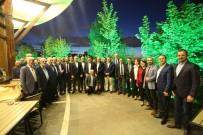 AYHAN SEFER ÜSTÜN - Başkan Kösemusul, TOBB Hizmet Şeref Madalyası Takdim Töreni'ne Katıldı