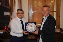 DOĞUM GÜNÜ - Başkan Yağcı'ya AK Parti Teşkilatından Ziyaret