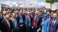 TRABZONSPOR BAŞKANı - Başkent'te Trabzon Fırtınası