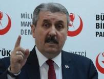MİLYAR DOLAR - BBP lideri Mustafa Destici'den dikkat çeken 'bedelli' önerisi