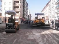 ÖĞRETMENEVI - Beyşehir'in Ana Caddeleri Asfaltlanıyor