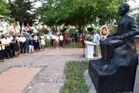 UYGARLıK - Cahit Sıtkı Tarancı Anıt Heykeli Açıldı