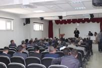 SOSYAL HİZMET - Çaldıran'da Muhtarlarla İstişare Toplantısı