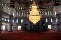 KİMYASAL MADDE - Camilerde Ramazan Temizliği