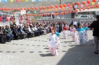 BİRİNCİ SINIF - Çelikhan Atatürk İlkokulunda Okuma Bayramı Düzenlendi