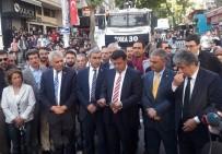 VELİ AĞBABA - CHP'li vekiller Güvenpark'ta volta atma eylemi yaptı