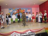BİRİNCİ SINIF - Cumhuriyet İlkokulunda Okuma Bayramı