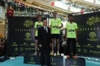 HAFTA SONU - Denizli'de, Peşinden Koş Yarışının Ödülleri Sahiplerin Buldu