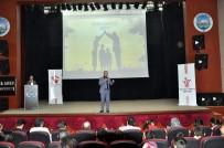 MUSTAFA AKSU - Develi'de Aile İçi İletişim Semineri Yapıldı