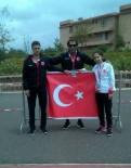 DICLE ÜNIVERSITESI - Diyarbakırlı Atletler Almanya'ya Yolcusu