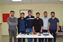 HIZ KONTROLÜ - Düzce Üniversitesi Mühendislerinden Yıl Sonu Sergisi