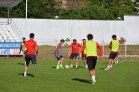 Erbaaspor Final Maçı Hazırlıklarını Tamamladı