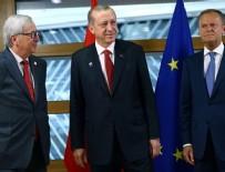 AVRUPA KONSEYİ - Cumhurbaşkanı Erdoğan'dan peş peşe kritik görüşmeler!