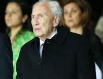 CUMHURBAŞKANLıĞı KUPASı - Galatasaray'ın eski başkanı Ali Tanrıyar hayatını kaybetti