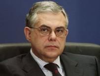 BOMBALI SALDIRI - Eski Yunan Başbakanı'na saldırı