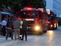 OLAY YERİ İNCELEME - Eskişehir'de korkutan patlama