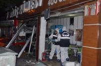 AHMET YAVUZ - Eskişehir'de Tüp Patlaması Açıklaması 2 Yaralı