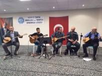 Eskişehir Yunus Emre Mesleki Ve Teknik Anadolu Lisesi'nden 'Türk Halk Müziği Konseri''