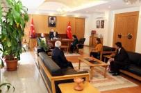 EMIN AVCı - Etik Kurulundan Vali Kamçı'ya Ziyaret