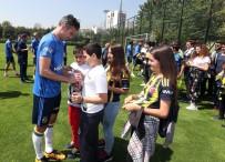 TRABZONSPOR - Fenerbahçe'de Trabzonspor Maçı Hazırlıkları Sürdü