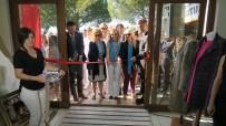 Foça Halk Eğitim Merkezi Kursiyerleri El Emeklerini Sergiledi