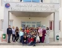 BİRİNCİ SINIF - GAÜN Öğrencilerinden 'O Köy Bizim Köyümüzdür' Projesi