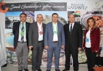 Gaziantep Yöresel Ürünleri Ankara'da Vitrine Çıktı