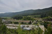 Gediz Belediyesinden Termal Tatil Köyü Projesi İle İlgili Açıklama