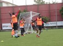 Gençlerbirliği, Bursaspor Maçının Hazırlıklarını Sürdürüyor