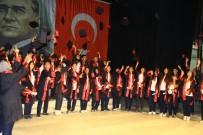 DEVİR TESLİM - Hakkari'de Mezuniyet Töreni