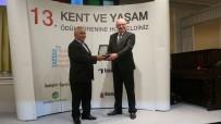 Hamamyolu Projesine 'En Başarılı Tarihsel Dönüşüm' Ödülü