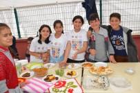 KERMES - Hanönü'nde Yatılı Okuyan Öğrenciler Yararına Kermes Düzenlendi