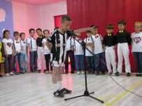 BİRİNCİ SINIF - Hisarcık Cumhuriyet İlkokulunda Okuma Bayramı