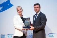 BAKAN YARDIMCISI - İGA'ya İstihdam Ödülü