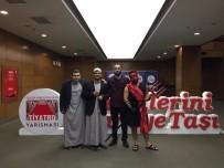 TÜRK MÜZİĞİ - İrrita Tiyatro Topluluğu Türkiye 3'Üncüsü  Oldu
