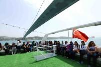 SULTANAHMET CAMII - İstanbul Yolcusu Kalmasın Projesi'nden 45 Bin Lise Öğrencisi Faydalandı