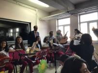Kadir Has Ortaokulu Öğrencilerinden Resim Sergisi