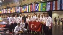 BEKIR KAYA - Kick Boks Şampiyonası Sporcuları Madalya Yağmuruna Tutuldu