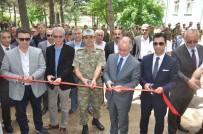 AHMET ÜNAL - Kışlada Askerler İçin Yapılan Tesislerin Açılışı Yapıldı