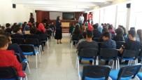 DIŞ MACUNU - Kütahya'da Lise Öğrencilerine Ağız Ve Diş Sağlığı Eğitimi Verildi